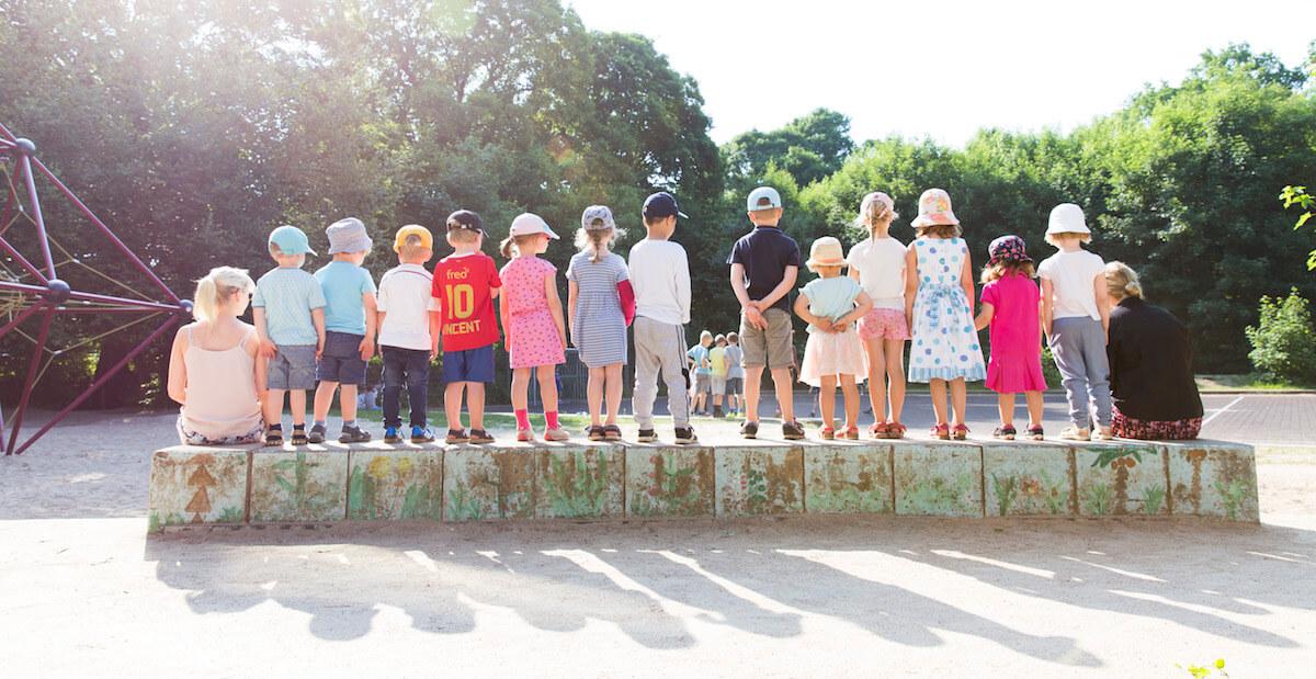 Kindergarten im WDG